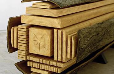 I vari tagli del legno